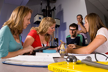 photo of students studying together