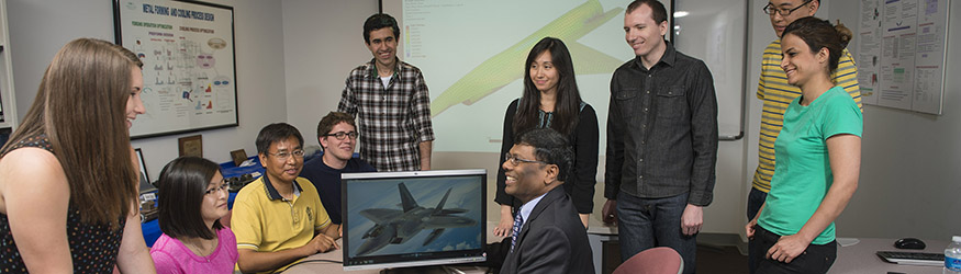 Aerospace Engineering Colleges >> Master Of Science In Aerospace Systems Engineering