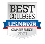 U.S. News & World Report Best Colleges in Computer Science 2021