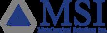 MSI logo: Metallurgical Solutions Inc