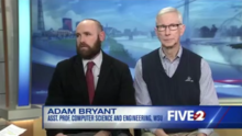 Adam Bryant Discusses Cyber Security and Anthem Breach with WDTN News