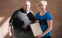 Alison Guyton Received the Chair's Choice Award