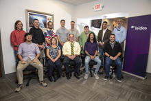 Wright State alumni at Leidos