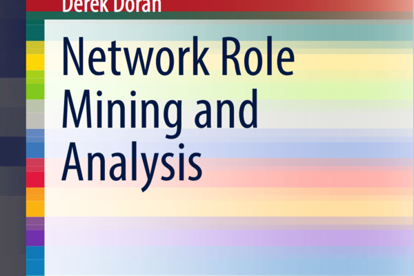 Book cover for Network Role Mining and Analysis